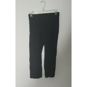 Women's Lululemon Athletica Cropped Capri Legging